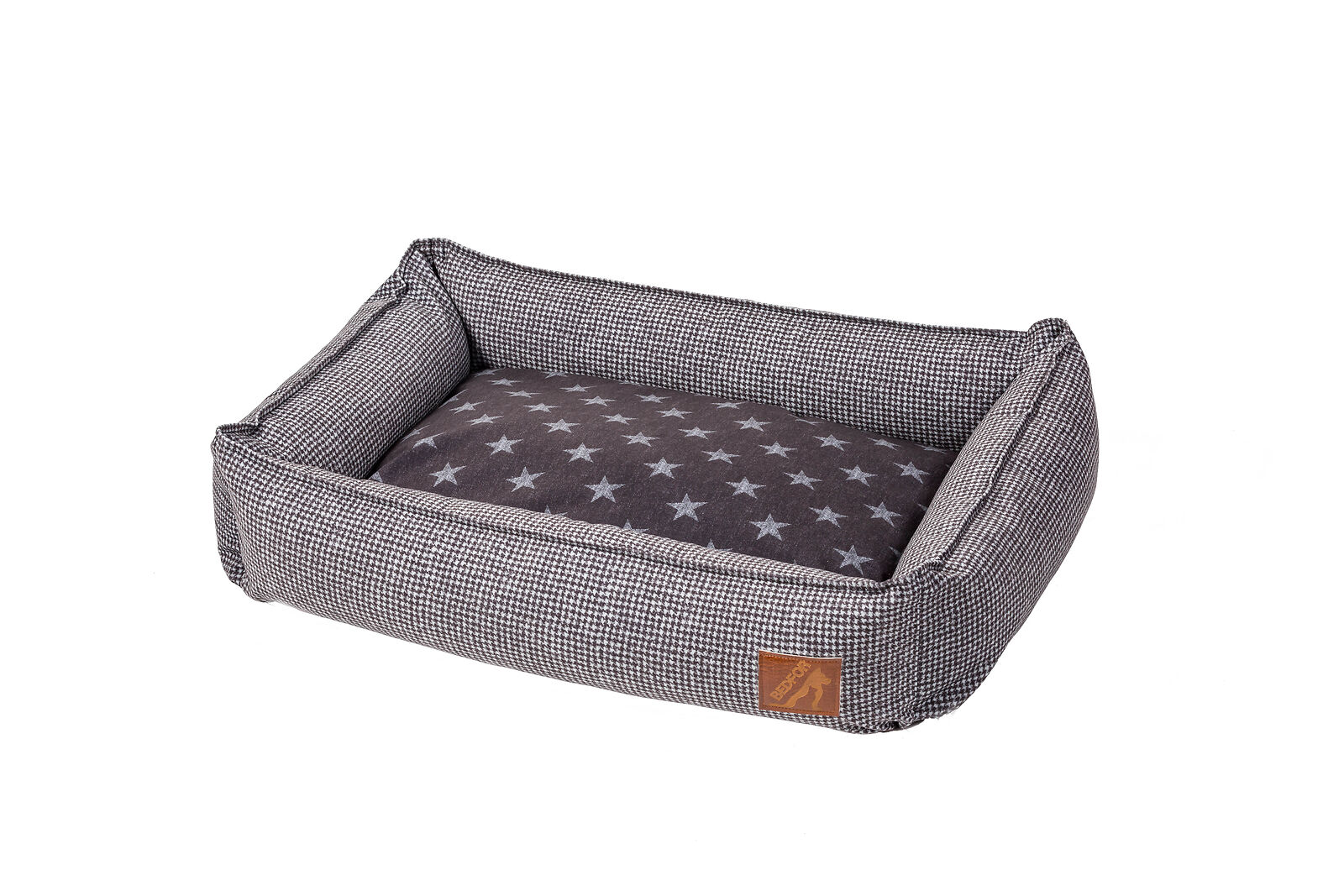 Dog bed with removable covers (brand BEDFOR)