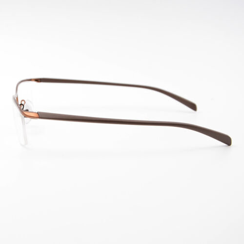 Half Rimless Men/'s Reading Glasses Eyewear Photochromic Grey Lens Single Vision