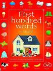 First Hundred Words in English by Heather Amery (Paperback, 2009)