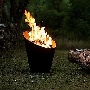 Brændeovn, Morsø fire pot