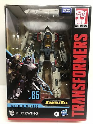 Blitzwing Transformer Studio Series 65 Voyager Bumblebee Movie Hasbro 2020 New 630509918232 Ebay