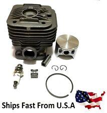Nikasil Cylinder Kit Fits Makita Dpc7300 Dpc7301 Dolmar Pc7312 Pc7314 Wacker