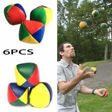 PU Ball Confused Look Juggle Balls Magic Prop Beginners Toys Gift 3pcs//Set