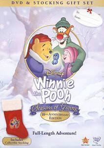Winnie-the-Pooh-Seasons-of-Giving-DVD-Used-Good-DVD