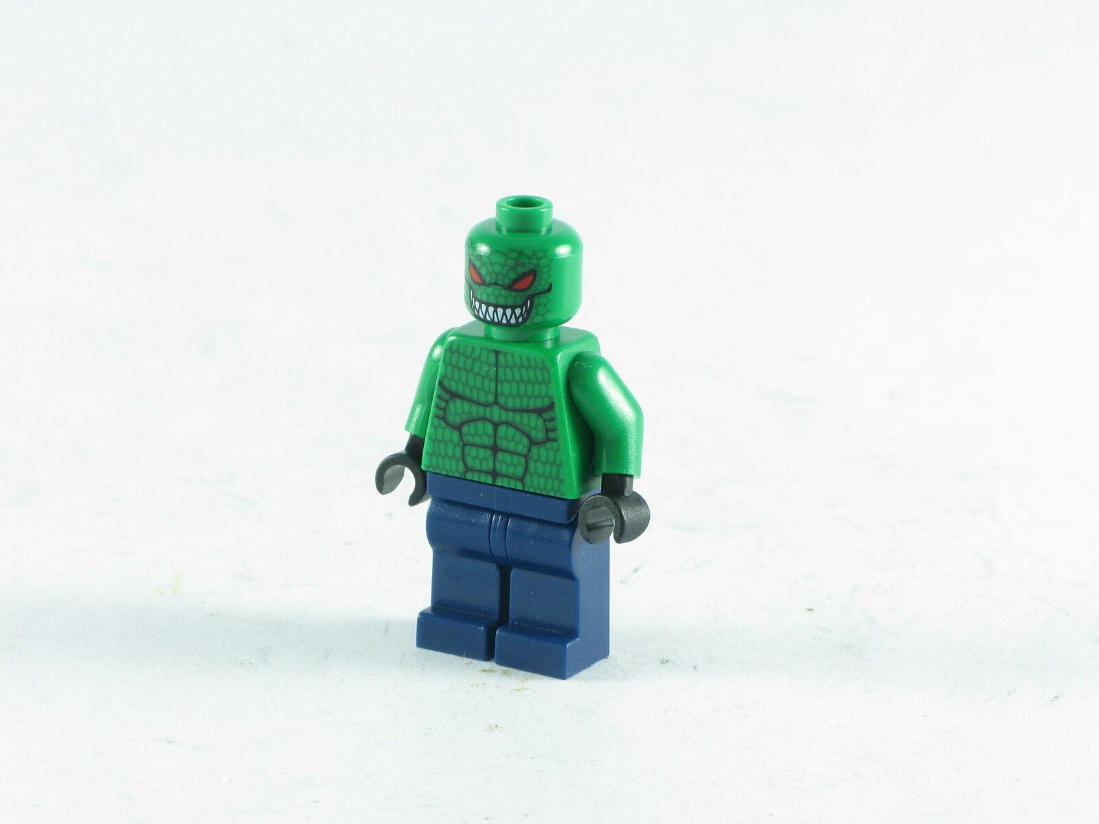 Lego Batman Killer Croc Mint Minifigure Original, Not Super Heroes 7780