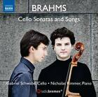 Cellosonaten und Lieder von Nicholas Rimmer,Gabriel Schwabe (2015)