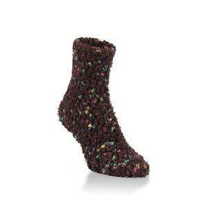 Damenmode Worlds Softest Gemütlich Unscharf Viertel Damen Socken Bliss Streusel