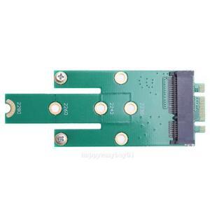 NGFF-M-2-B-M-Key-to-mSATA-Mini-PCI-E-SATA-3-0-SSD-Male-Converter-Card
