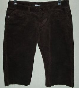 "EXPRESS 10 BLACK COTTON BLEND SHORTS 2-1//4/"" inseam stretch m medium"