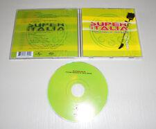 CD Super Italia Future Sounds of Italo Dance Vol.1 2001 Gigi DÁgostino ... 173