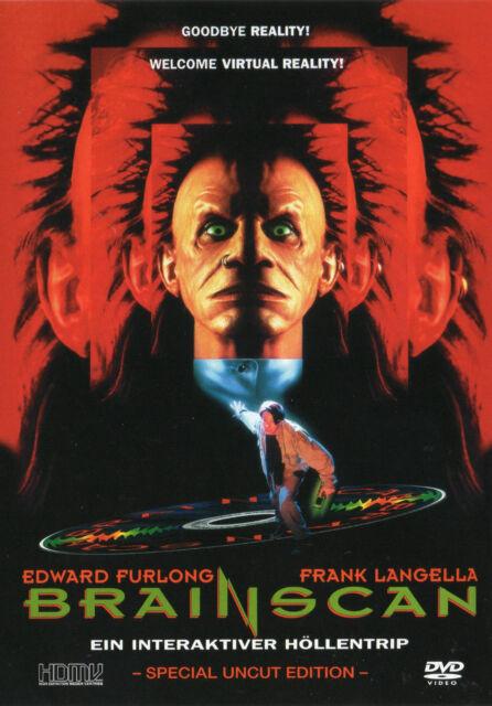 Brainscan , special uncut Edition , DVD ,new & sealed , Edward Furlong