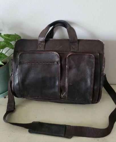 Wilson's Leather Laptop travel Bag