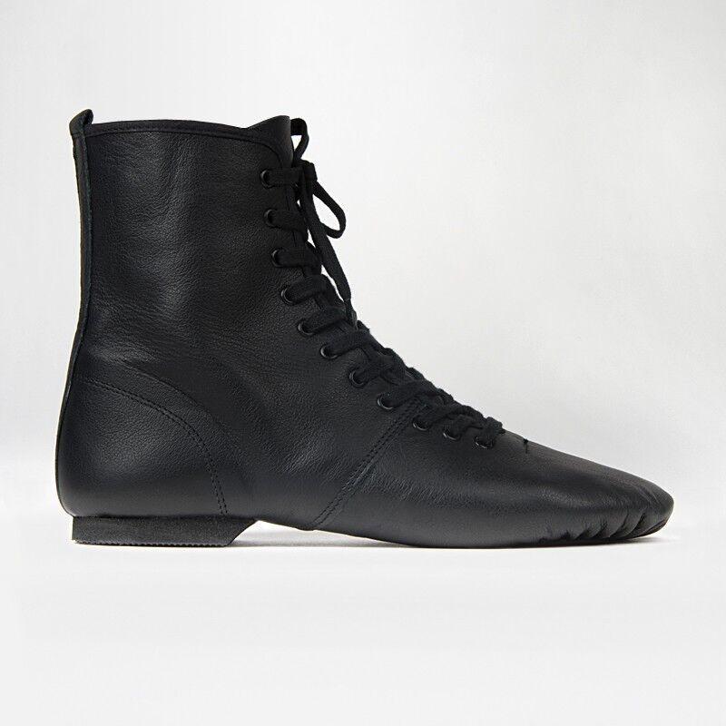 Casco jazz botas reflex III 1290 hiphop zapatos de baile negro hiphop 1290 jazz botas de baile 8a55bc
