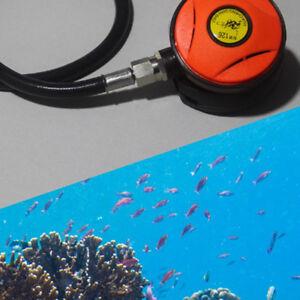 Explorer-Scuba-Diving-Dive-2nd-Stage-Regulator-Octopus-Hookah-Silicone-Hose-Hot