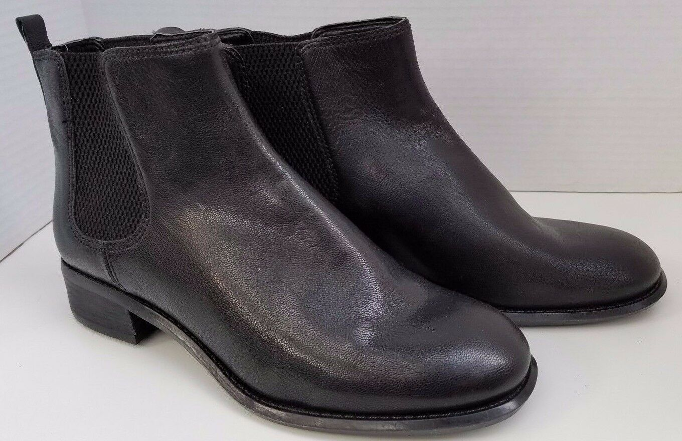 NWOB NINE WEST sz 6 black ankle boots boots boots 984ee2