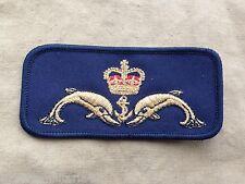 Original issue Royal Navy Submariners Working Dress Uniform Cloth Badge