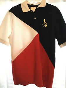 Details about Philippines Polo Shirt Collezione C2 Navy Red White pilipinas Women's Size 4