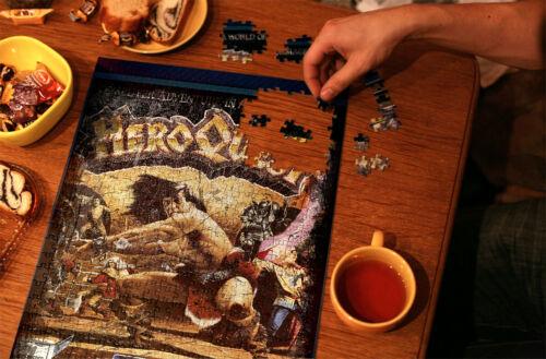 Hero Quest PC//AMIGA Artwork-Rétro gaming Jigsaw Puzzle #194