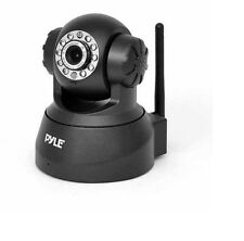 Pyle PIPCAM5 IP Wireless Camera Surveillance Security Monitoring System - Black
