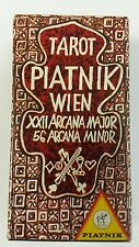 POINTNER PIATNIK TAROT DECK, 78 of 78 cards. NEW & SEALED. (only one left)