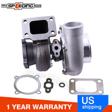 GT35 GT3582 T3 AR.70/63 ANTI-SURGE COMPRESSOR TURBINE PSI BEARING TURBO