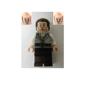 NEW LEGO Will Turner FROM SET 4184 PIRATES OF THE CARIBBEAN poc026