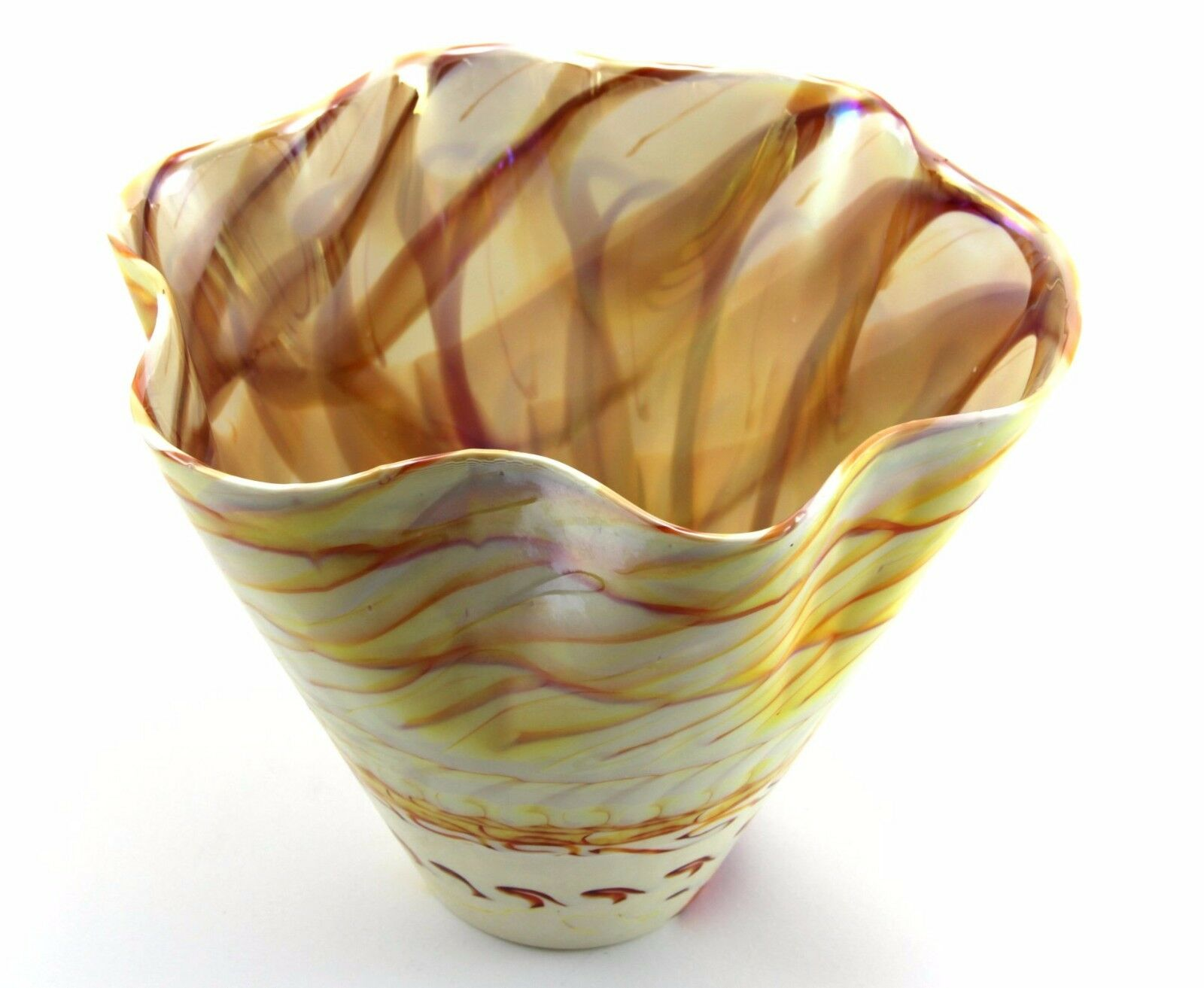 Murano Collection Centro Tavola Yalos Vetro di Murano Made in in Made Italy eb0d1d
