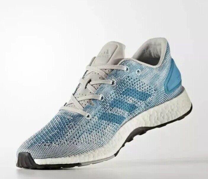Adidas Pureboost DPR springaning skor män springaning skor män s 65533.s Storlek 11 blå CG4097 ny