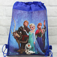 DISNEY PRINCESS FROZEN ANNA ELSA CHRISTMAS GIFT SCHOOL BAG BACKPACK KIDS GIRLS