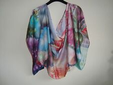 """NEW ~ Beautiful Silk Scarf/Cape by """"Ted Baker"""""""