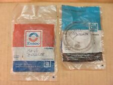 Lot Of 2 Nos Gm Acdelco 8626916 53 64 Powerglide 68 83 Th400 Trans Pump Seal