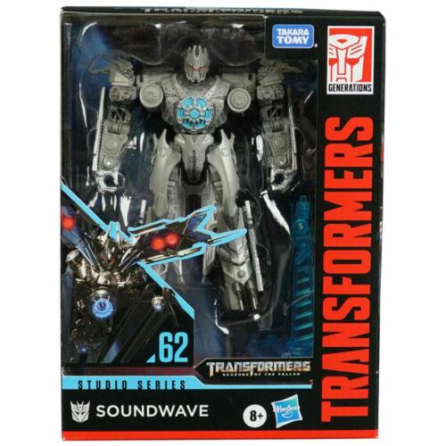 Transformers Studio Series Deluxe 62 Revenge of the Fallen Soundwave Figure