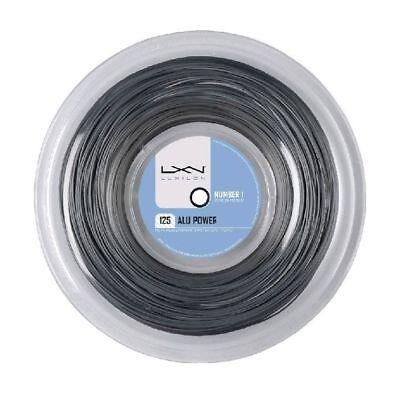 Luxilon Alu Power Feel 220 m Tennis Strings 0,90 €//Lfm.