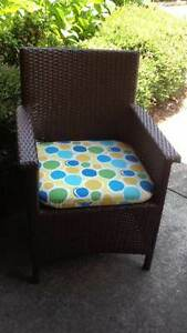 Outdoor Sunbrella Seat Chair Cushion 20 Quot X 20 Quot Yellow