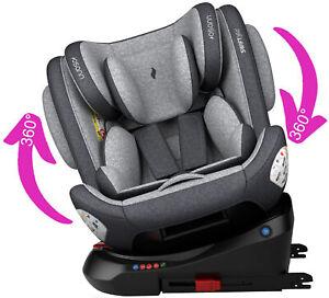 Osann Swift 360 Kindersitz 9-36 KG Isofix 360 Grad drehbar Carseat Reboarder