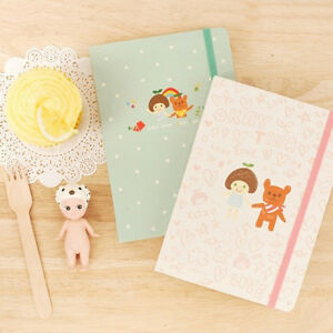 [Girls Mind Diary Vol.6] Diary Scheduler Book Journal Weekly Daily Planner