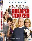 Cheaper By The Dozen (DVD, 2006)