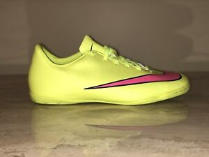 info for e820a 94cb1 Image is loading Nike-JR-Mercurial-Victory-V-IC-Volt-Hyper-