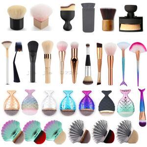 Pro-Makeup-Brushes-Kabuki-Cosmetic-Contour-Face-Blush-Powder-Foundation-Brush