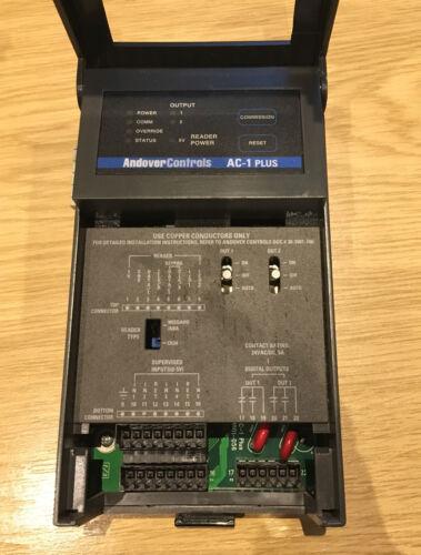 entrada de puerta Controlador de acceso continuo AC1 AC1A AC-1 Plus controles de Andover