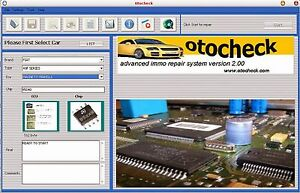 Details about SoftWare Otocheck 2 0 Repair Immobilizer Reset Delete Decode  Erase Immo System