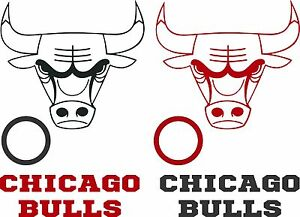 Pleasant Details About Chicago Bulls Cornhole Set Of 6 Vinyl Decals Stickers Bean Bag Toss Game Nba Alphanode Cool Chair Designs And Ideas Alphanodeonline