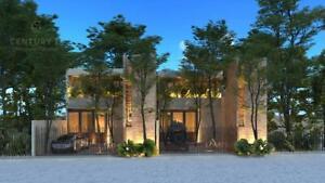 Increible casa de lujo en La Veleta Tulum P3231