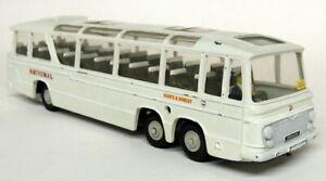 Dinky-Vintage-952-Vega-Major-Luxury-Coach-Repainted-National-Diecast-Model-Bus
