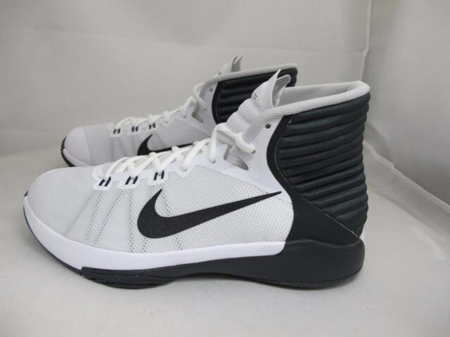 0ae22655c7c8 Nike Prime Hype DF 2016 Dual Fusion Mens Basketball Shoes White ...