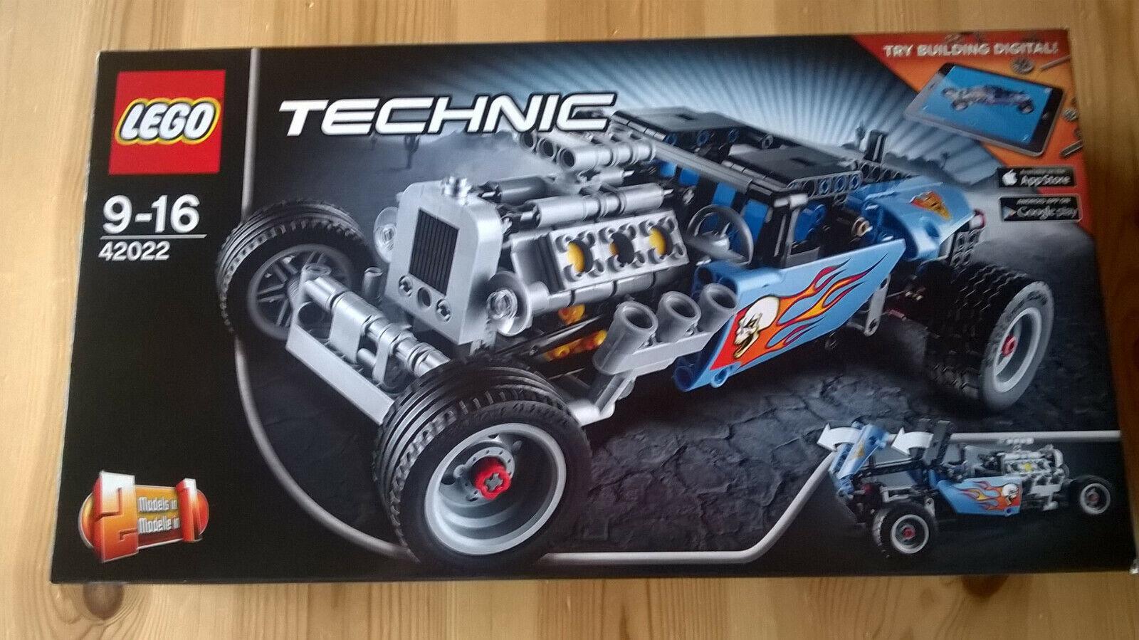 LEGO Technic Hot Rod NEU NEW OVP MISB