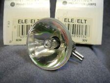 Ele Elt Projector Lamps 30v 80w Ge Avphoto Bulb Nos You Get 2 Bulbs
