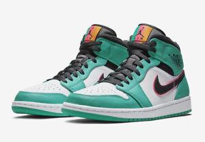 fa824d9864ea0 Nike MEN S Air Jordan 1 Mid SE SOUTH BEACH SIZE 10.5 BRAND NEW ...