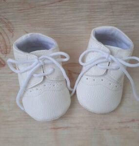 baptism girl shoes