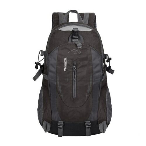 Backpack Laptop Waterproof Bag Men School Usb Travel Rucksack Port Anti Theft